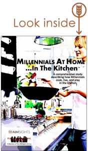 MILLENNIALS At HOME…IN THE KITCHEN cover